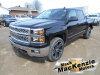 2015 Chevrolet Silverado 1500 LT Crew Cab 4X4 For Sale Near Gatineau, Quebec
