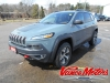 2015 Jeep Cherokee Trail Hawk 4x4 For Sale Near Haliburton, Ontario