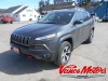 2015 Jeep Cherokee Trail Hawk 4x4 For Sale Near Bancroft, Ontario
