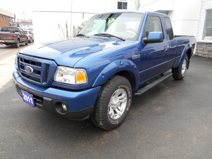 2011 ford ranger sport ext cab 4x4 at paul price ford in bancroft ontario. Black Bedroom Furniture Sets. Home Design Ideas