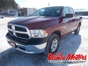 2015 RAM 1500 ST Quad Cab 4X4 For Sale Near Haliburton, Ontario