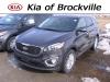 2016 KIA Sorento LX AWD For Sale Near Kingston, Ontario