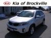 2015 KIA Sorento LX 3.3 GDI AWD For Sale Near Prescott, Ontario