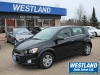 2014 Chevrolet Sonic LT For Sale Near Eganville, Ontario