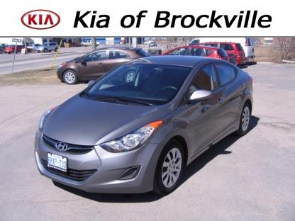 2013 Hyundai Elantra at Kia of Brockville in Brockville, Ontario