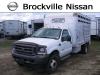 2004 Ford F-450 XL SuperDuty Diesel Livestock Truck For Sale Near Ottawa, Ontario