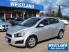 2014 Chevrolet Sonic LT For Sale Near Petawawa, Ontario