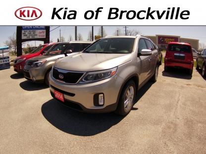 2014 Kia Sorento Lx Gdi At Kia Of Brockville In Brockville