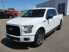 2015 Ford F-150 Sport Super Crew 4X4 For Sale Near Barrys Bay, Ontario