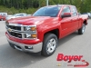2015 Chevrolet Silverado 1500 LT  Double Cab 4X4 For Sale Near Bancroft, Ontario