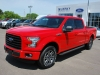 2015 Ford F-150 FX 4 SuperCrew 4X4 For Sale Near Shawville, Quebec