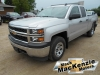 2015 Chevrolet Silverado 1500 LS Double Cab 4X4 For Sale Near Petawawa, Ontario