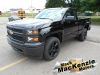 2015 Chevrolet Silverado 1500 Regular Cab 4X4