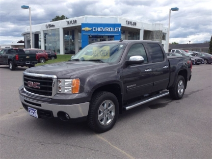 Utility Trailers For Sale Ontario >> 2010 GMC Sierra 1500 SLT Best Price Around! 4x4 at Taylor ...