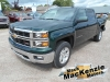 2015 Chevrolet Silverado 1500 LT Crew Cab 4X4 For Sale Near Barrys Bay, Ontario