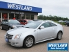2011 Cadillac CTS Coupe For Sale Near Eganville, Ontario