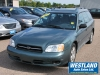 2002 Subaru Legacy Wagon L For Sale Near Eganville, Ontario