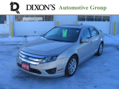 2010 Ford Fusion SEL at Dixon's Automotive Kingston in Kingston, Ontario