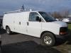 2009 GMC Savana 2500 3/4 ton extended Cargo For Sale