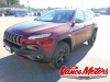 2016 Jeep Cherokee Trail Hawk 4x4 For Sale Near Bancroft, Ontario