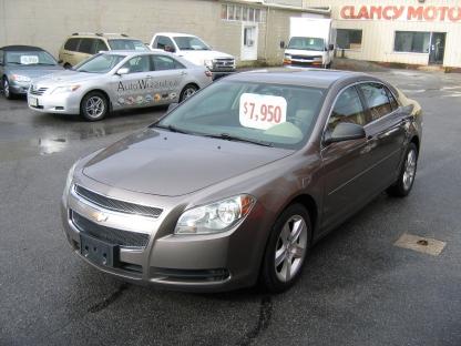 2011 Chevrolet Malibu at Clancy Motors in Kingston, Ontario