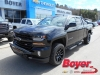 2016 Chevrolet Silverado 1500 Z71 Double Cab 4X4 For Sale Near Bancroft, Ontario