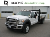 2012 Ford F-550 XLT SuperDuty Crew 4x4 Flatdeck For Sale Near Ottawa, Ontario