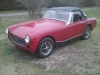 1971 MG Midget Convertible