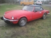 1976 Triumph Spitfire Convertible For Sale Near Kingston, Ontario