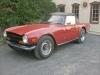 1972 Triumph TR6 Convertible For Sale Near Kingston, Ontario