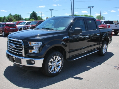2016 ford f 150 xtr supercrew 4x4 at murphy ford in pembroke ontario. Black Bedroom Furniture Sets. Home Design Ideas