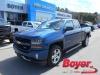 2016 Chevrolet Silverado 1500 Z71 Double Cab 4X4 For Sale Near Bancroft, Ontario