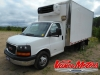 2013 GMC Savana 4500 Refrigerated Cube Van For Sale
