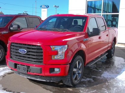 2016 ford f 150 fx 4 sport supercrew 4x4 at murphy ford in pembroke ontario. Black Bedroom Furniture Sets. Home Design Ideas