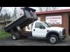2010 Ford F-550 XL 4X4 12' Dump Truck - Low Kms For Sale Near Ottawa, Ontario