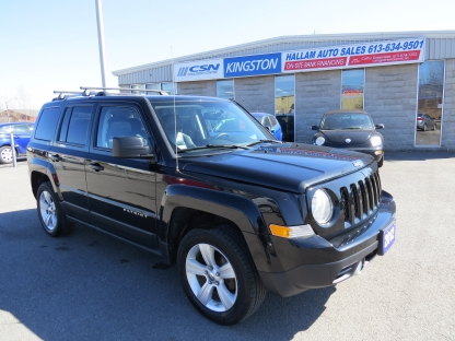 2012 Jeep Patriot Limited Leather Interior Nav Sunroof At Hallam Auto Sales In Kingston