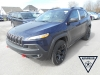 2016 Jeep Cherokee Trailhawk 4X4 For Sale Near Gatineau, Quebec