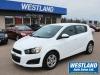 2015 Chevrolet Sonic LS For Sale Near Eganville, Ontario