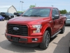 2016 Ford F-150 FX4 Sport SuperCab 4X4 For Sale Near Petawawa, Ontario