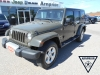 2015 Jeep Wrangler Unlimited Sahara 4X4 For Sale Near Eganville, Ontario