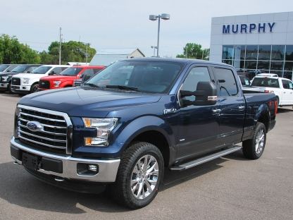 2016 ford f 150 xtr supercrew 4x4 at murphy ford in. Black Bedroom Furniture Sets. Home Design Ideas