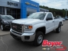 2016 GMC Sierra 2500 Regular Cab 4X4 For Sale