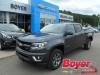 2016 Chevrolet Colorado Z71 Crew Cab 4X4 For Sale Near Eganville, Ontario