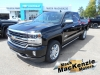 2017 Chevrolet Silverado 1500 High Country Crew Cab 4X4
