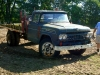 1958 Ford F-600 Cab Chassis (Grain Truck) For Sale Near Belleville, Ontario