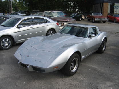 1979 Chevrolet Corvette T-Top at Wright's Motors Perth in Perth, Ontario