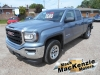 2016 GMC Sierra 1500 W/T Double Cab 4X4 For Sale Near Shawville, Quebec