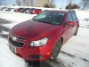 2014 Chevrolet Cruze For Sale Near Napanee, Ontario