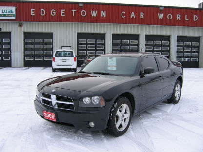 2008 Dodge Charger Sxt Awd At Edgetown Motors In Smith S