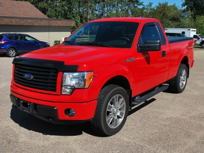 2014 ford f 150 stx regular cab sport 4x4 at murphy ford in pembroke ontario. Black Bedroom Furniture Sets. Home Design Ideas